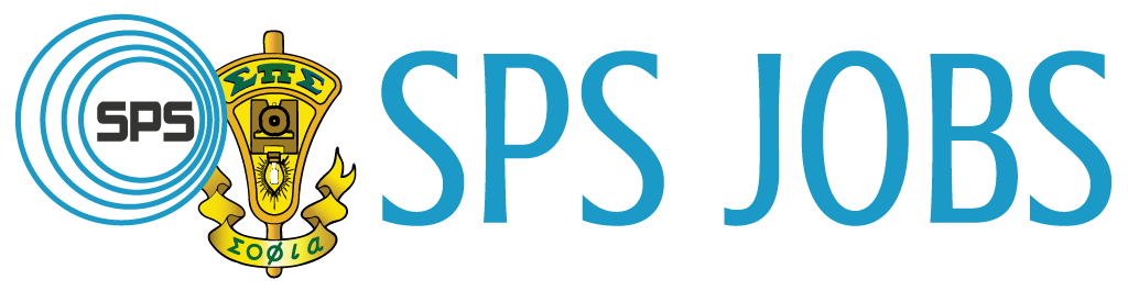 SPS Jobs, part of the AIP Career Network.