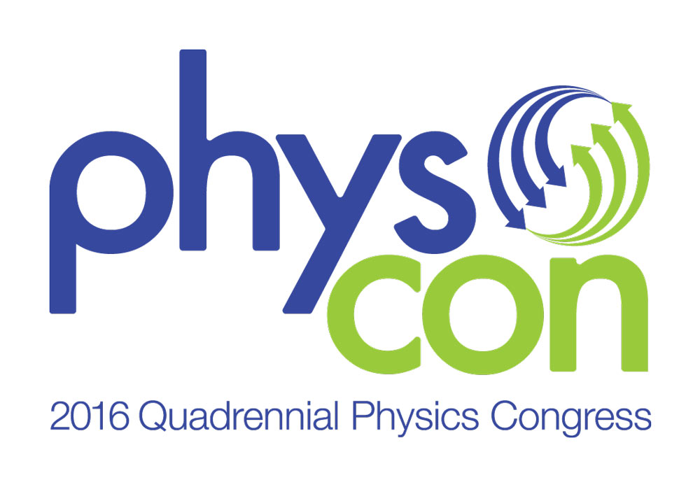 The 2016 Quadrennial Physics Congress (PhysCon)