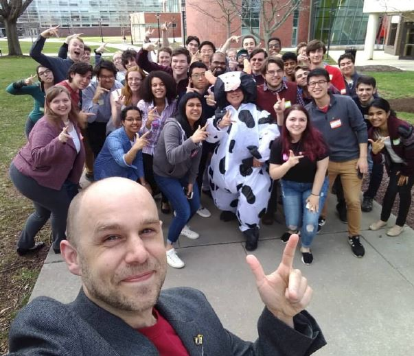 Zone 3 Meeting | Society of Physics Students