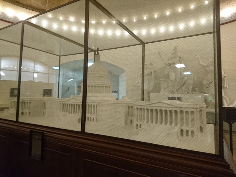 Capitol Scale Model