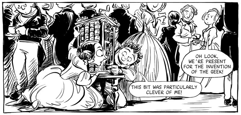 Page 22 of The Thrilling Adventures of Lovelace and Babbage by Sydney Padua