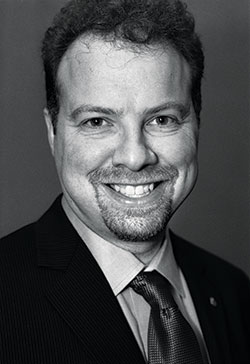 2011 Nobel laureate Adam Riess. Risess was inducted into ΣΠΣ in 1991 at the MIT Chapter. Photo courtesy of Adam Riess.