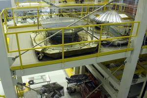 James Webb Space Telescope Mirror Segment.
