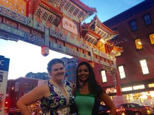 Chinatown with Aman