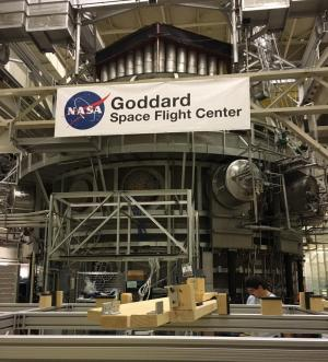 Space Environment Simulator at NASA Goddard