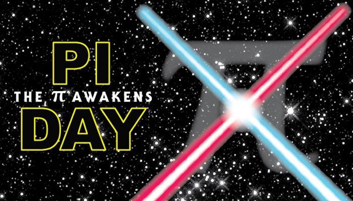 Pi Day, The Pi Awakens