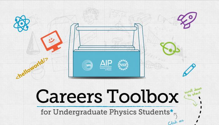 Careers Toolbox for Undergraduate Physics Majors