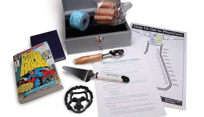 PhysCon Fundraising Kits