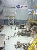 Clean room for the James Webb Space Telescope