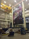 In another part of the building that houses the James Webb Space Telescope