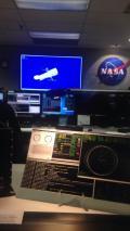 Hubble control room