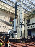 Rockets at the Air and Space Museum