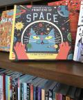 The kid section has some great books at the restaurant/bookstore Busboys and Poets.