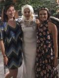 Doctor Death with Daenerys(the Mother of Dragons) and Margaery(the Ghost Queen of Westeros)
