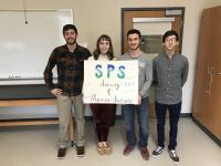 University of the Sciences SPS Chapter