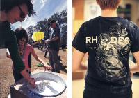 """Rhodes College SPS members at the annual """"Rites to Play"""" carnival."""