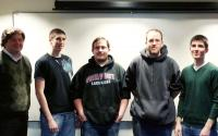 Adelphi University Team