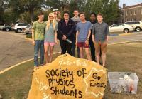 University of Southern Mississippi SPS Chapter
