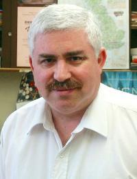 Dr. Steven A. Feller, B. D. Silliman Professor of Physics, Coe College