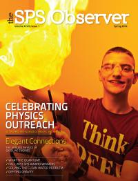 The SPS Observer, Spring 2014