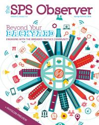 Beyond Your Backyard: Engaging with the broader physics community
